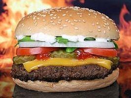 Cómo hacer una hamburguesa hecha en casa