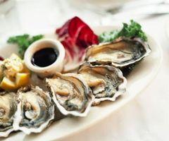 Lo Meses para comer ostras