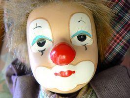 Cómo hacer maquillaje para una cara del payaso asesino