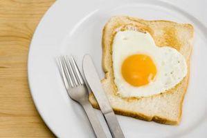Sustituto de huevo hecha en casa