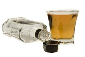 Forma de guardar Jack Daniels