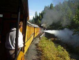 Acerca de tren Viajes en el EE.UU.