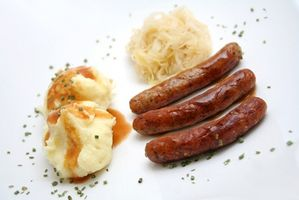 Las especias más utilizadas en los Alimentos-alemanas
