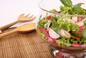 Las comidas bajas en calorías para los hombres