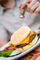 Instrucciones para hacer una hamburguesa