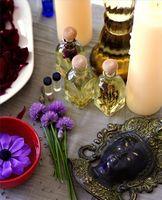 Cómo hacer Aceite de aromaterapia Baño
