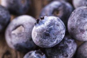 Cómo descongelar fruta congelada