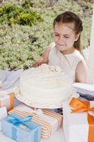 Sustitutos de agua para Cake Mix