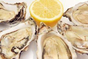 Cómo vapor ostras sin concha