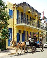 Nueva Orleans de información turística del hotel
