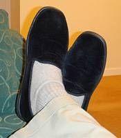 Cómo comprar zapatillas de casa