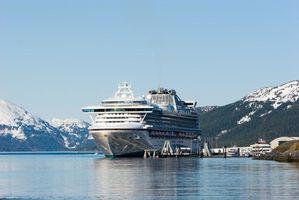 Cruceros de Alaska con los trenes