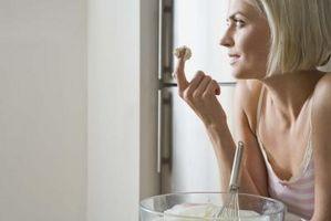 Cómo sustituir la crema para batir crema pesado para