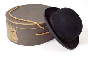 Cómo eliminar el moho de un sombrero de fieltro