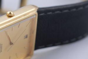 ¿Cómo puedo estirar una banda reloj?