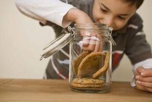 Cómo cocer al horno sin azúcar galletas de avena