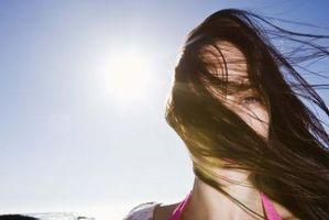 Técnicas para sellar la humedad del pelo