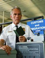 Cómo borrar aduanas de Estados Unidos, al regresar de las Bahamas