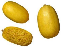 ¿Qué es un buen sustituto vegetal de tallarines del espagueti?