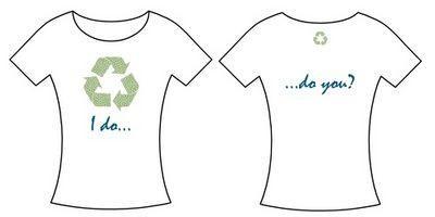 Cómo arreglar una Camiseta grande