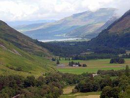 Self Driving Tours de Escocia