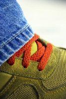 Cómo Encaje de zapatos tenis lo que puede llevar ellos como slip-ons