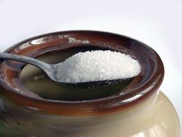 Cómo realizar Adición de sacarosa