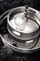 La cerveza se puede congelar en un barril?