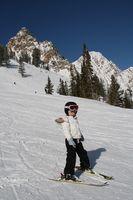Familia estaciones de esquí en la Costa Este