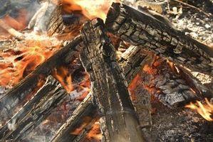 Cómo cocinar en un fuego con una sartén de cerámica Berndes