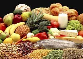 Los alimentos que caducan rápida