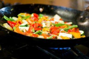 Se pueden congelar un salteado de verduras?