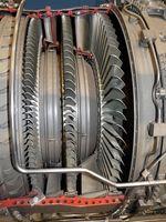 El funcionamiento de los motores de turbina de gas
