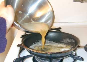 Cómo hacer una tortilla francesa clásica