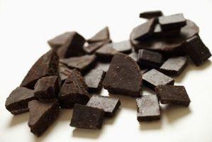 Cómo hacer chocolate oscuro Sorbete