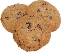 Maneras de mantener las galletas frescas en un caso de panadería Display