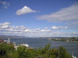 Quebec, Canadá cruceros