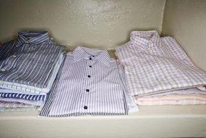 Cómo conseguir una camisa de botones de la Mujer de Down Adaptado