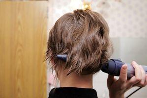 Peinados para caras redondas y Cabello ondulado