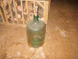 Cómo hacer vino de uva salvaje