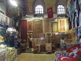 La información sobre Estambul, Turquía