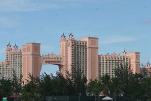 Restaurantes en el Atlantis Paradise Island