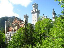 Castillos famosos de Europa