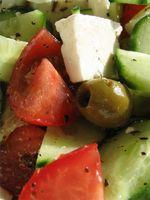 Datos sobre la comida griega