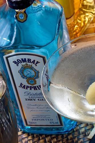 ¿Qué hace que un Martini Extra Dry?