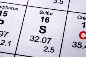 Cómo utilizar azufre como un ingrediente en los productos capilares