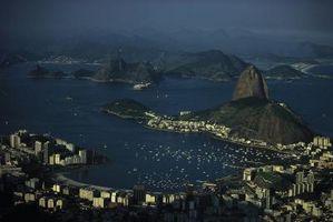Los requisitos para entrar en Brasil con una visa de turista