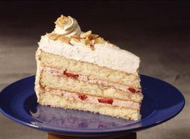 Aplanamiento de un pastel