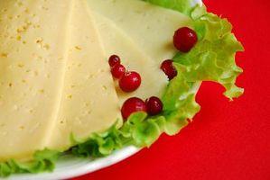 Cómo congelar queso provolone