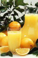 Acerca de jugo de naranja recién exprimido